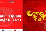 Thumbnail for the post titled: Selamat Tahun Baru Imlek 2021