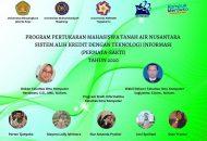 Thumbnail for the post titled: Program Pertukaran Mahasiswa Tanah Air Nusantara-Sistem Alih Kredit dengan Teknologi Informasi