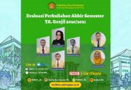Thumbnail for the post titled: Evaluasi Perkuliahan Akhir Semester TA. Ganjil 2020/2021