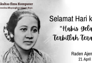 Thumbnail for the post titled: Selamat memperingati Hari Kartini