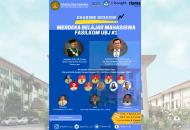 Thumbnail for the post titled: Webinar Sharing Session Merdeka Belajar Mahasiswa Fasilkom UBJ #1